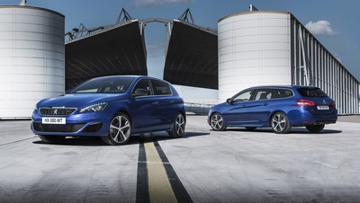 All-new Peugeot 308 GT - performance and style