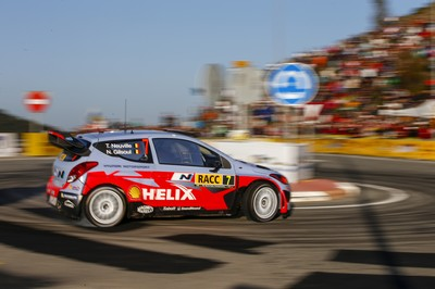 Hyundai Shell World Rally Team finishes Rally de España with all three cars in the top ten