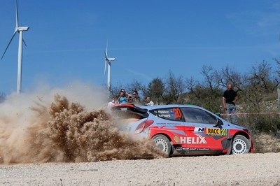 Hyundai Shell World Rally Team prepares for season finale at Wales Rally GB