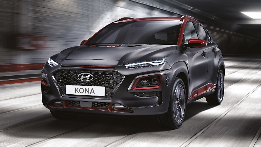 Hyundai KONA New Car Offer