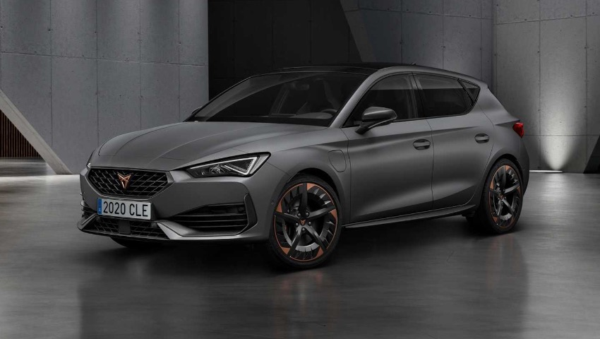 CUPRA Leon Leasing Offer