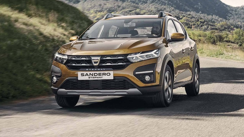 dacia Sandero Stepway Leasing Offer