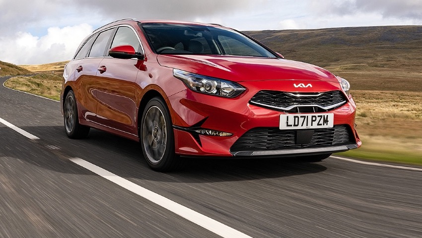 Kia Ceed Sportswagon PHEV New Car Offer