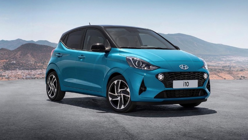 All-new Hyundai i10 New Car Offer