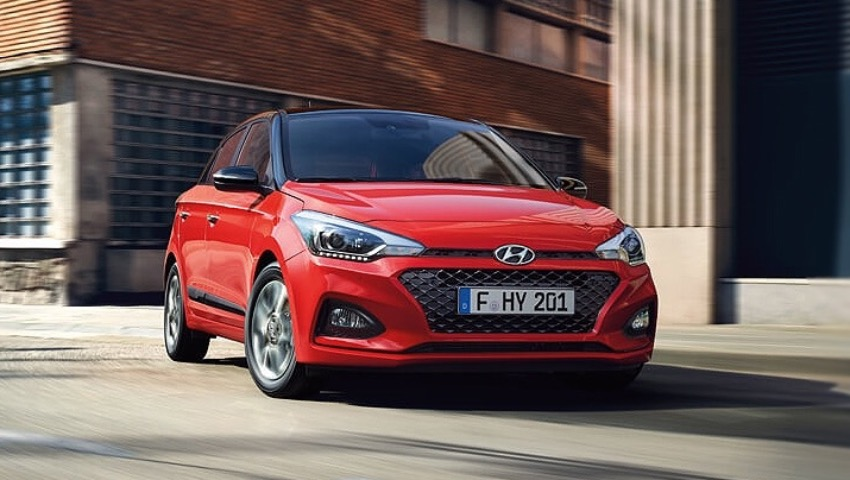 Hyundai i20 New Car Offer