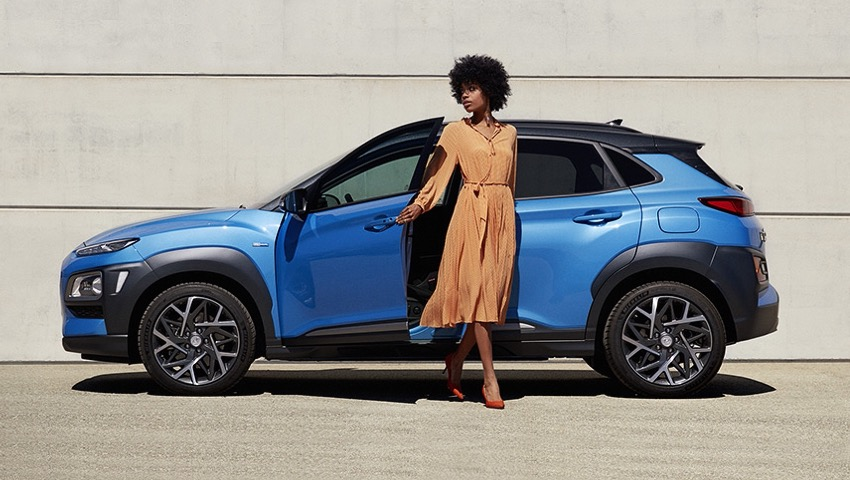 Hyundai KONA Hybrid New Car Offer