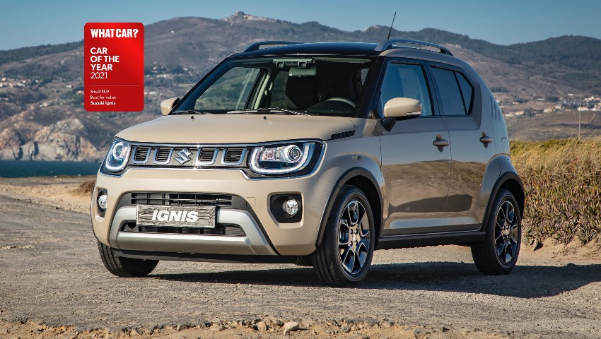 Suzuki Ignis New Car Offer
