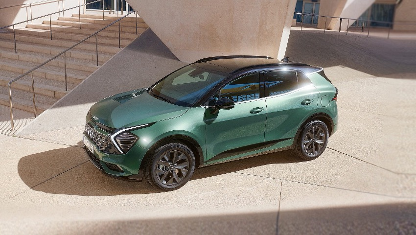 Kia Sportage Leasing Offer