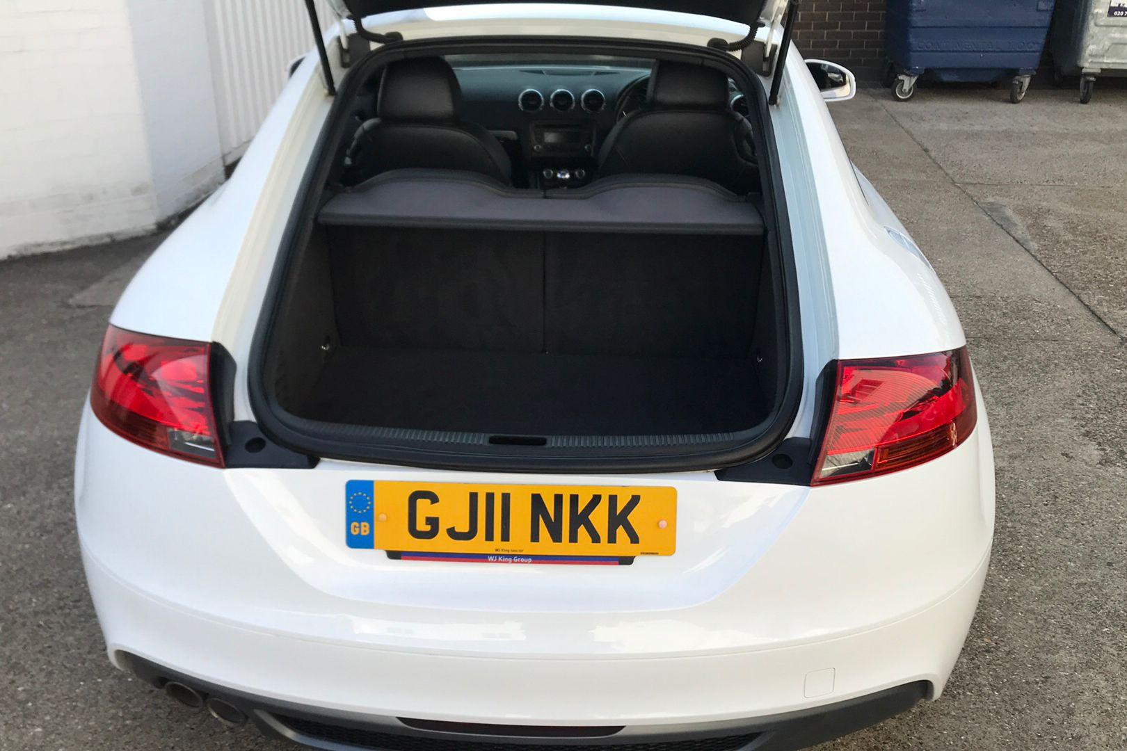 Used Audi Tt 2.0 TDI Quattro S Line 2011 for sale in Dartford, Kent from Group GJ11NKK